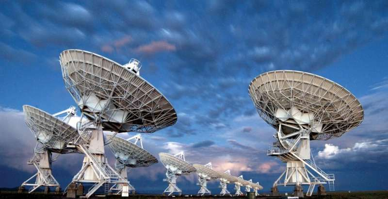 The Very Large Array: Astronomical shapeshifter