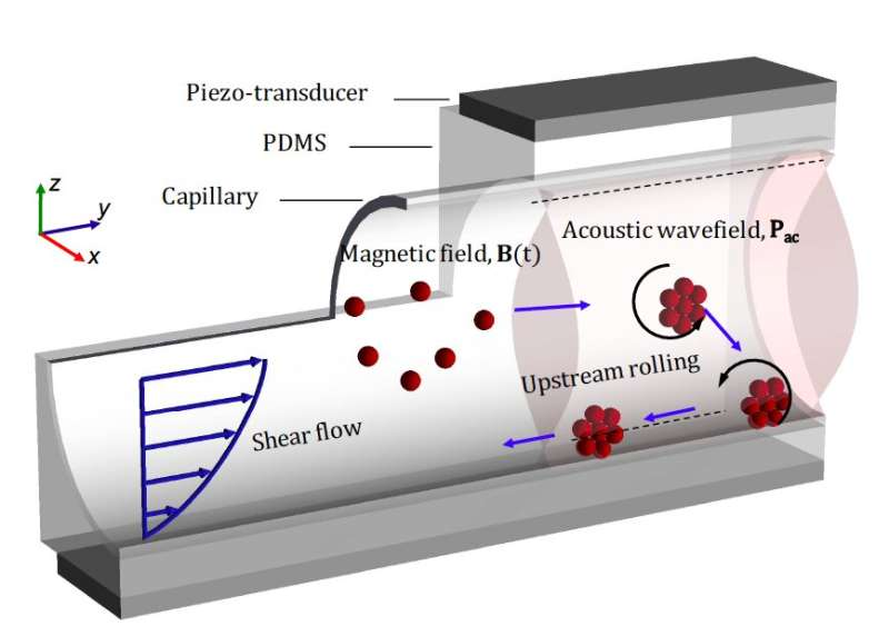 Tiny bio-inspired swarm robots for targeted medical interventions