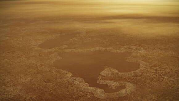 Titan's atmosphere recreated in an Earth laboratory
