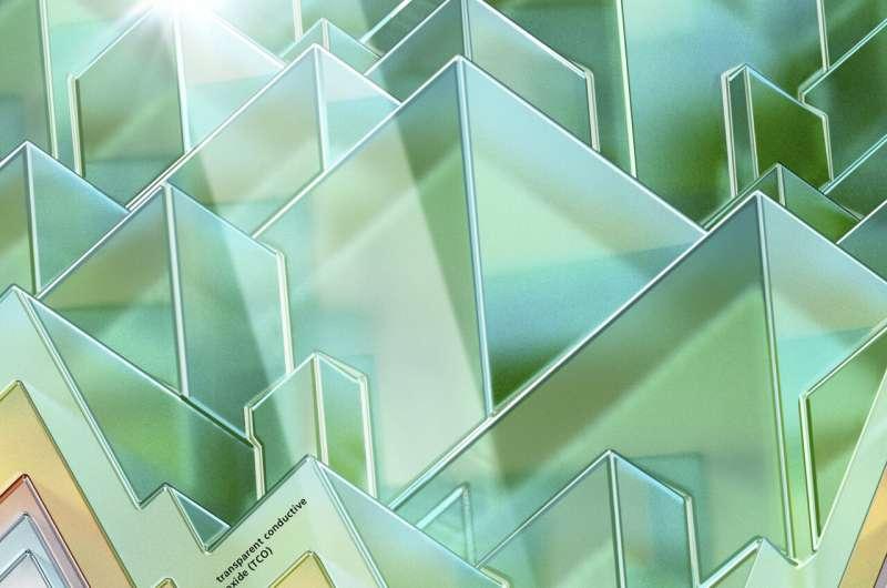 Lapisan nano transparan untuk lebih banyak tenaga surya