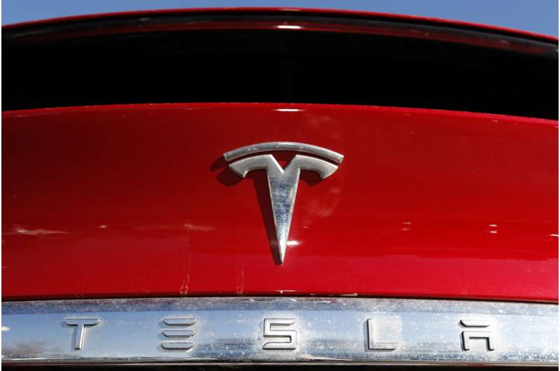 US safety agency rejects petition to recall Tesla vehicles