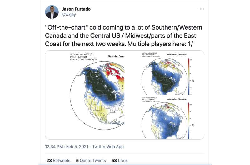 Weather experts: Lack of planning caused cold catastrophe