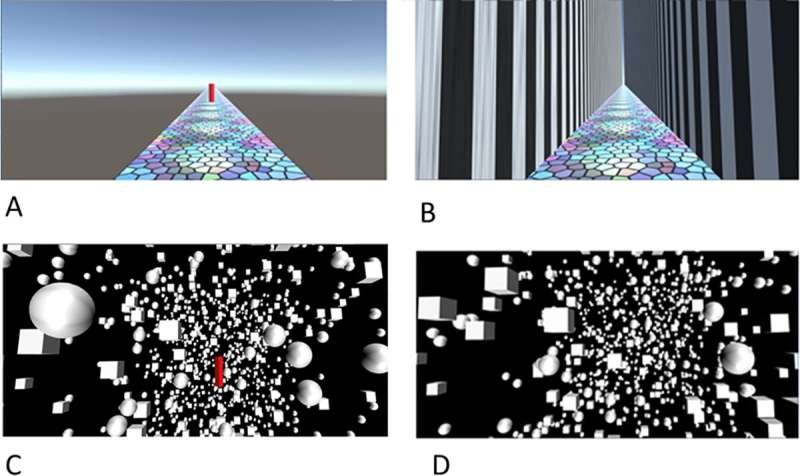 What happens when your brain can't tell which way is up or down?