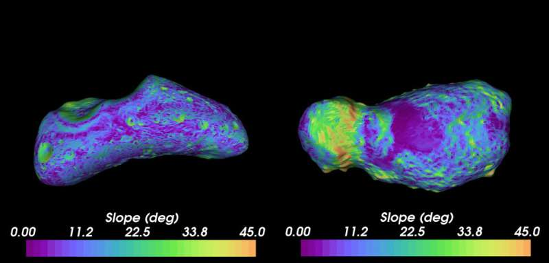 How scientists are 'looking' inside asteroids