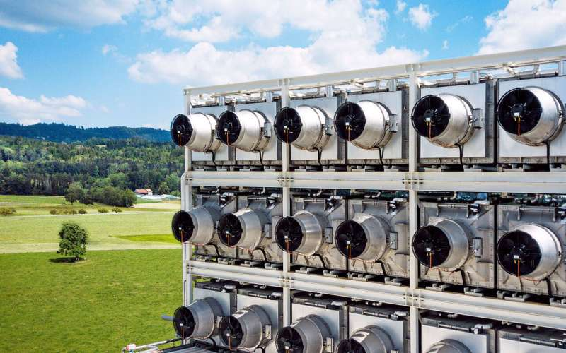Researchers assess the life-cycle of industrial air capture plants operated by Climeworks