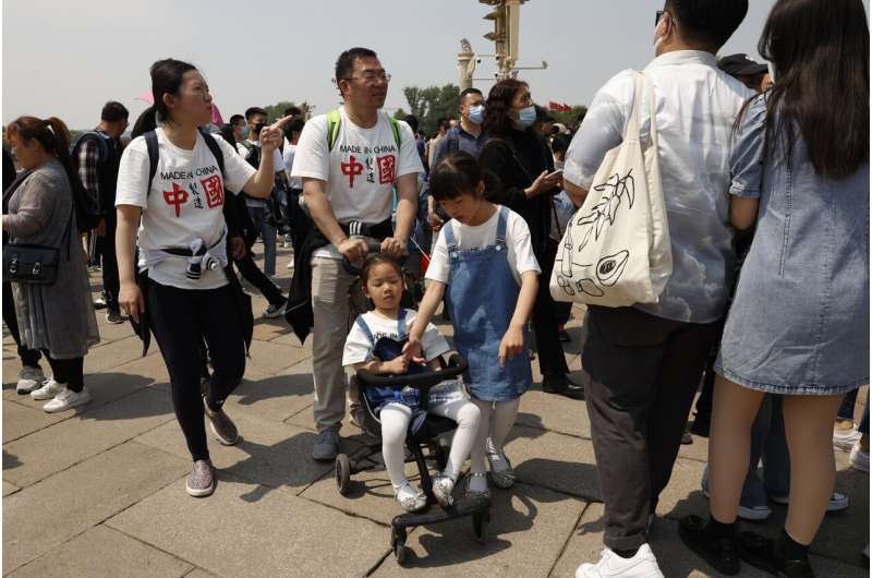 1.4B but no more? China's population growth closer to zero