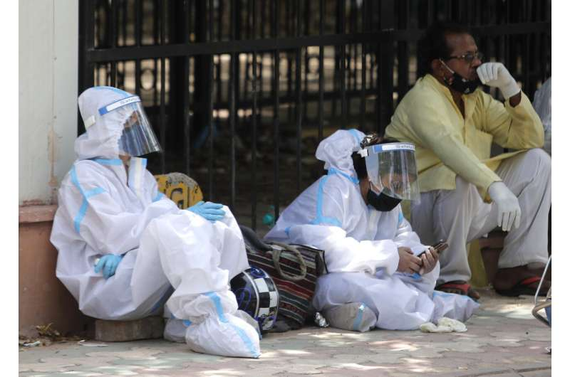 EXPLAINER: Why India is shattering global infection records