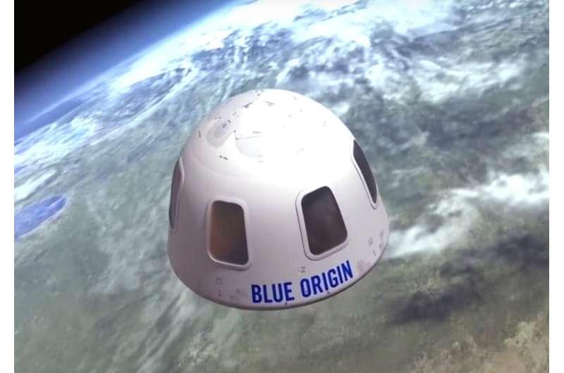 18-year-old joining Blue Origin's 1st passenger spaceflight