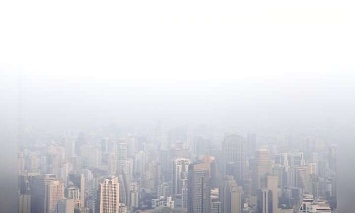Air pollution linked to increased mental health outpatient visits
