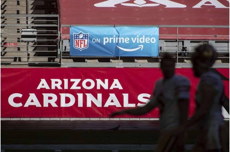 Amazon mendapat pertandingan Kamis malam, NFL hampir menggandakan kesepakatan TV