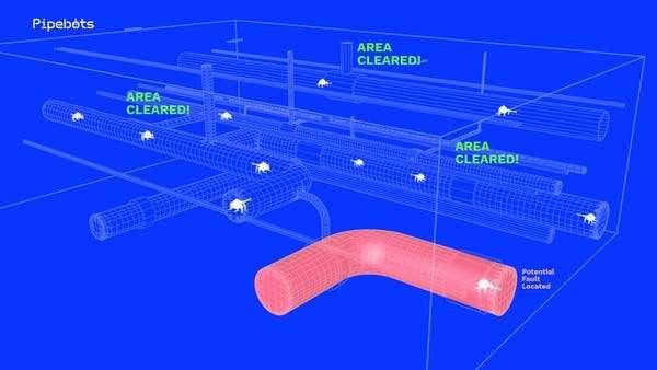 Pasukan robot saluran pembuangan dapat menjaga pipa kita tetap bersih, tetapi mereka harus belajar berkomunikasi