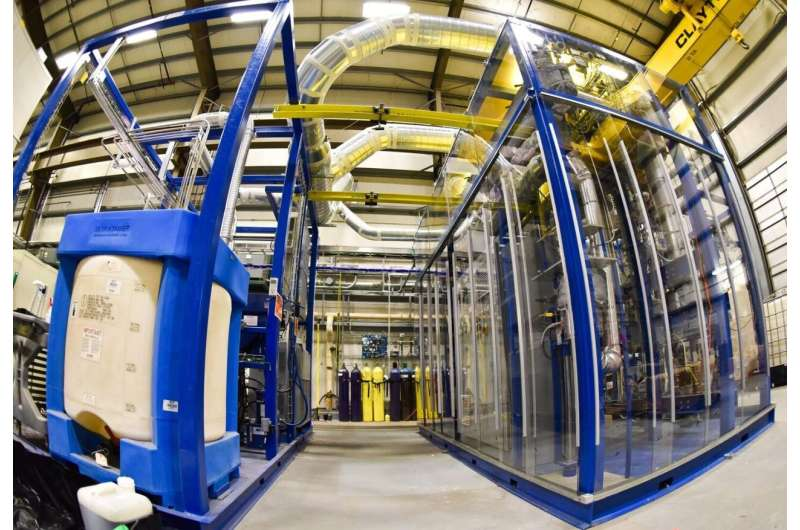 Biocrude passes the 2,000-hour catalyst stability test