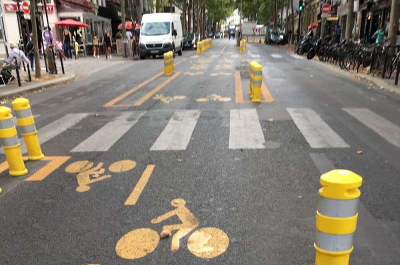 Can the city cycling boom survive theend of the COVID-19 pandemic?