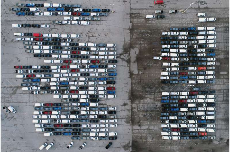 Chip shortage forces more production cuts by General Motors