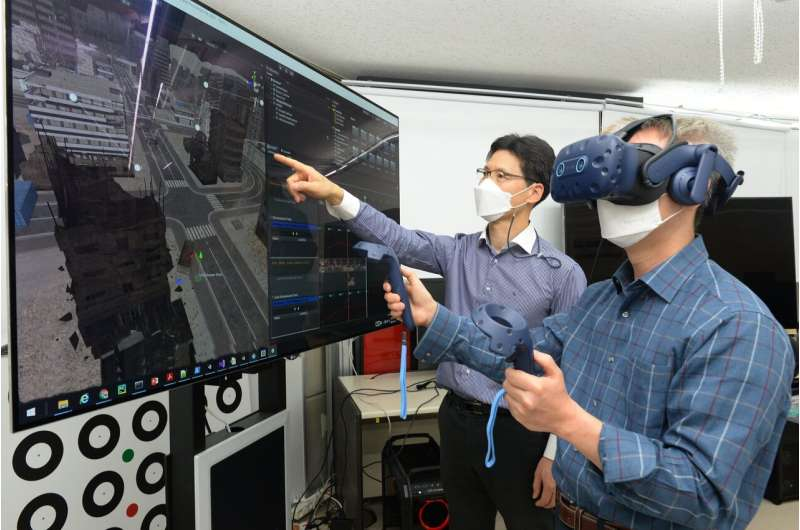 ETRI develops VR sickness quantification analysis technology