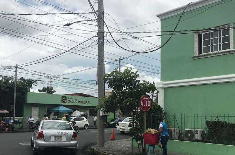 First glimpse of pandemic's impact on health care workers in Nicaragua, a country where secrecy reigns