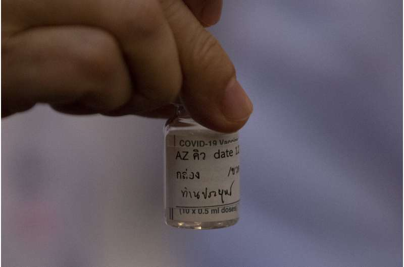 Germany, others stick with AstraZeneca vaccine as some pause