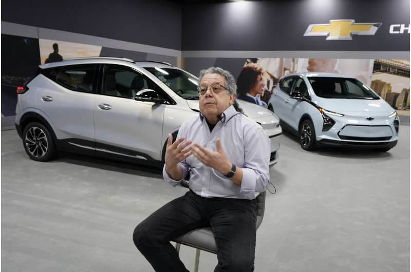 GM's Chevy Bolt SUV joins parade of new US electric vehicles