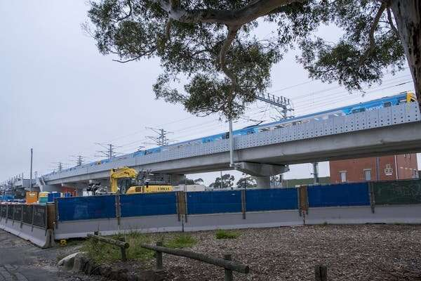 Level-crossing removals: a case study in why major projects must also be investments in health