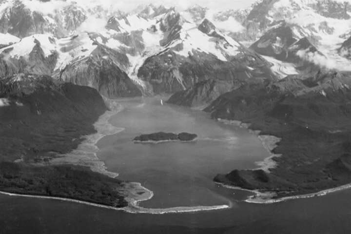 Melting glaciers contribute to Alaska earthquakes