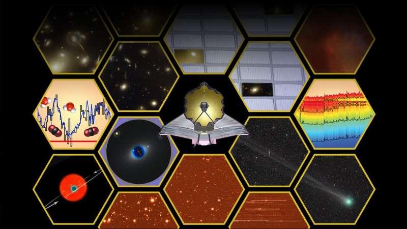 NASA's Webb Telescope General Observer scientific programs selected