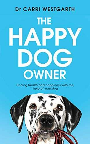 New book explores how to be a happier, healthier dog owner