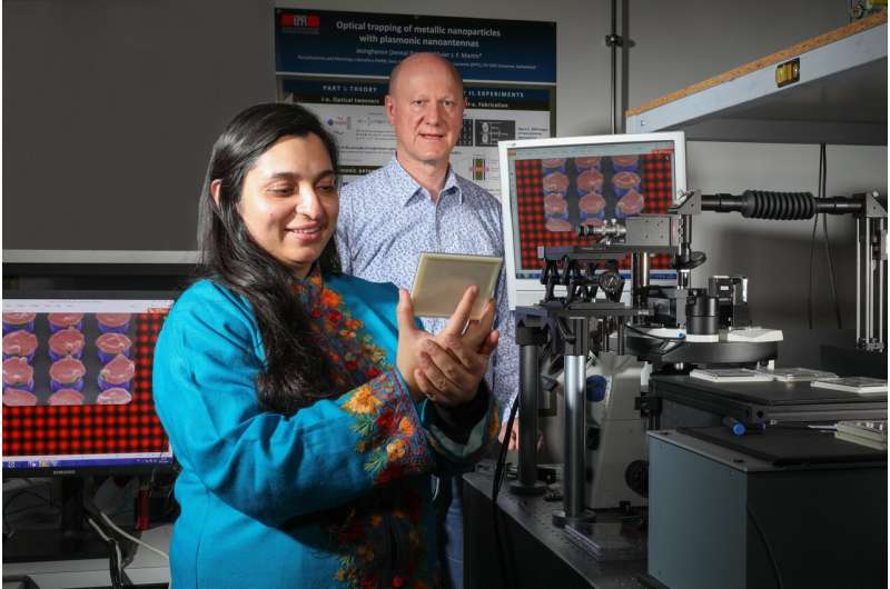Novel sandwich technology improves sensitivity of rapid tests