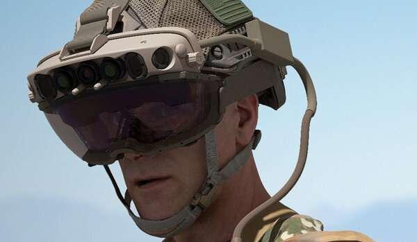 'Potential for harm': Microsoft to make US$22 billion worth of augmented reality headsets for US Army