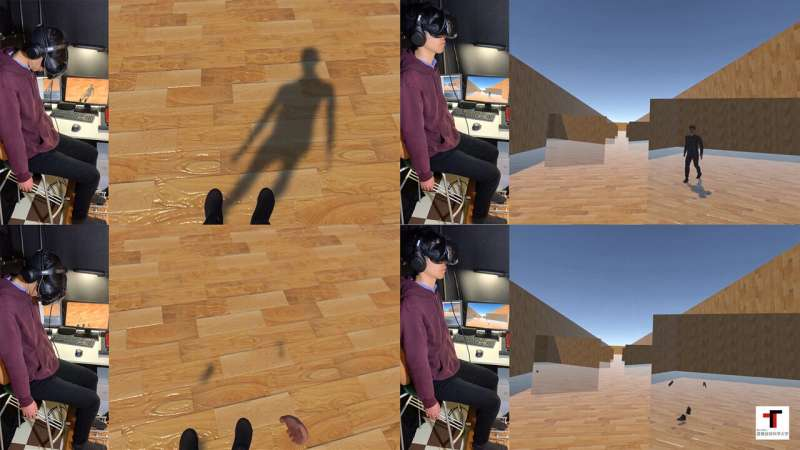 Researchers' VR walking simulator feels surprisingly close to the real thing