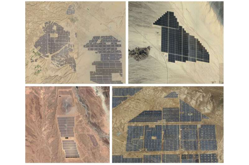 Solar panels in Sahara could boost renewable energy but damage the global climate – here's why