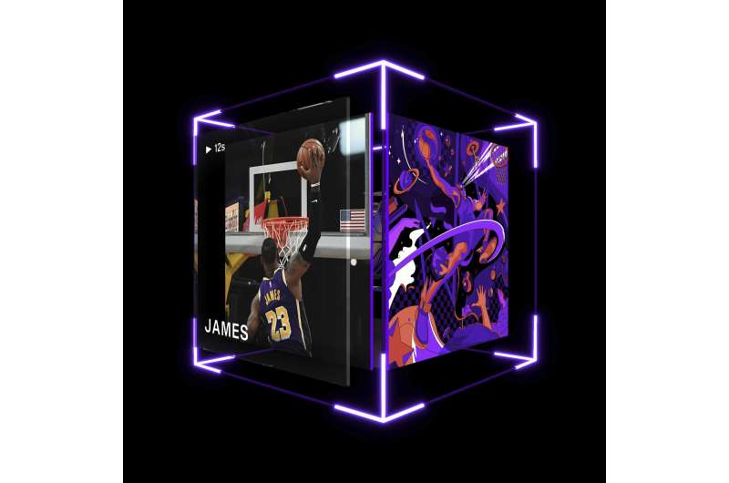 Sports cards have gone virtual, and in a big way
