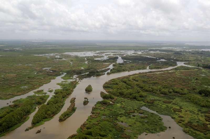 Study marks major milestone for Louisiana coastal plan