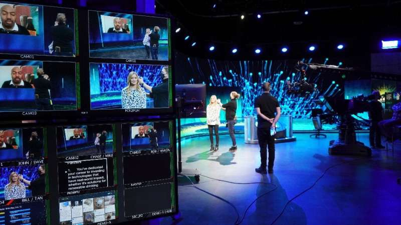 The Consumer Electronics Show for 2021 is being held in digital format with a series of streamed presentations for the massive t