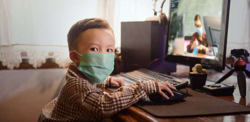 The coronavirus pandemic has forced parents' hands on data collection and privacy issues