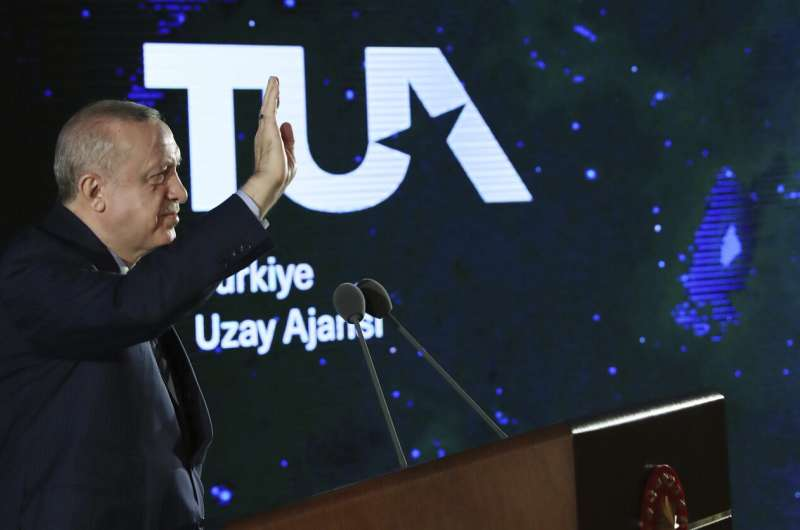Turkey unveils space program including 2023 moon mission
