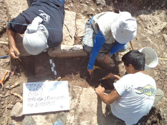 WSU scientists identify contents of ancient Maya drug containers