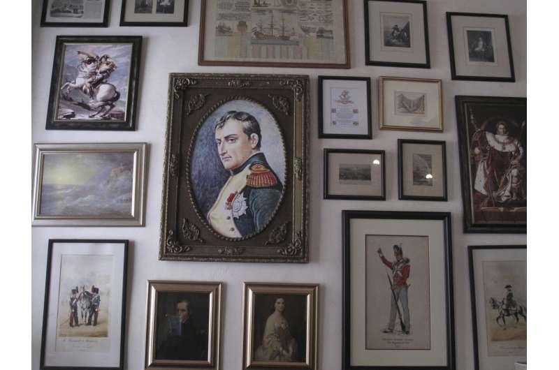 200 years: Remote St. Helena island marks Napoleon's death