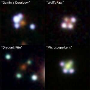 """Machine-learning Methods Lead to Discovery of Rare """"Quadruply Imaged Quasars"""" That Can Help Solve Cosmological Puzzles"""