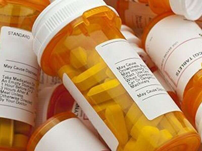 22.1 percent of U.S. adults with chronic pain use rx opioids