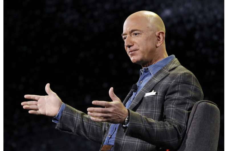 Amazon CEO Jeff Bezos may step down without stepping away