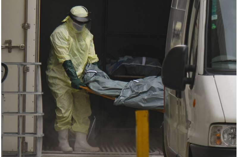 Brazil's pandemic deaths top 200,000 amid a return to fun