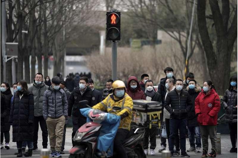 Deaths, self-immolation draw scrutiny on China tech giants
