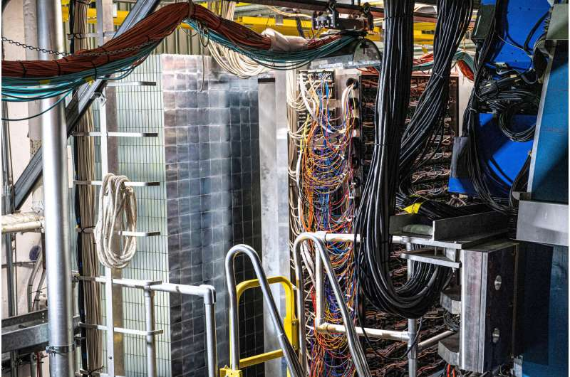 """""""Forward"""" jet-tracking components installed at RHIC's STAR detector"""