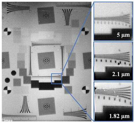 Imec Presents a Thin-Film Short-Wave-InfraRed Image Sensor with Sub-2µm Pixel Pitch
