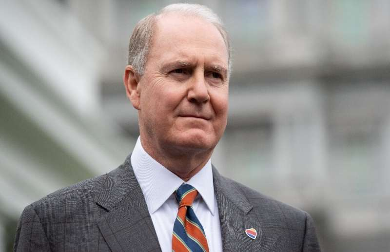 Southwest Airlines CEO Gary Kelly, who at times criticized Boeing during the lengthy 737 MAX grounding, reaffirmed his company's