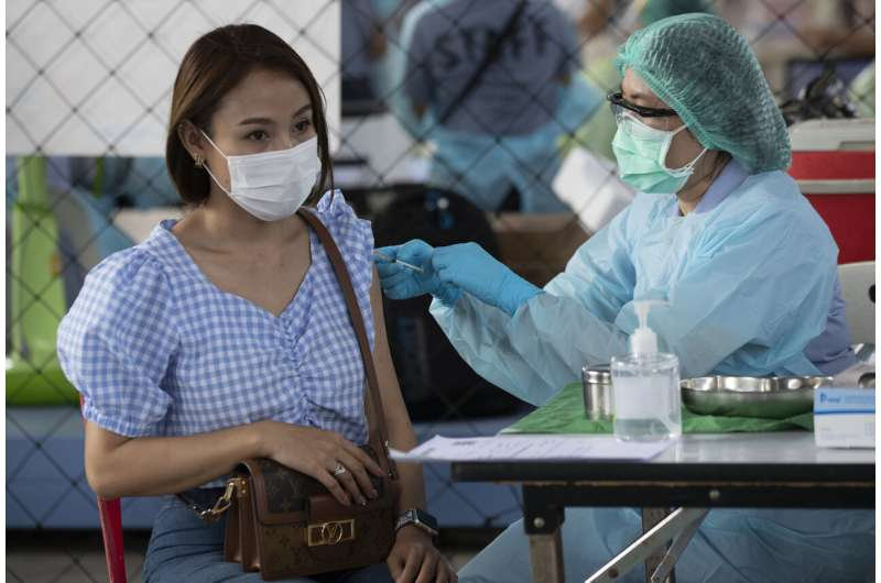 Thailand confirms first local cases of coronavirus variant