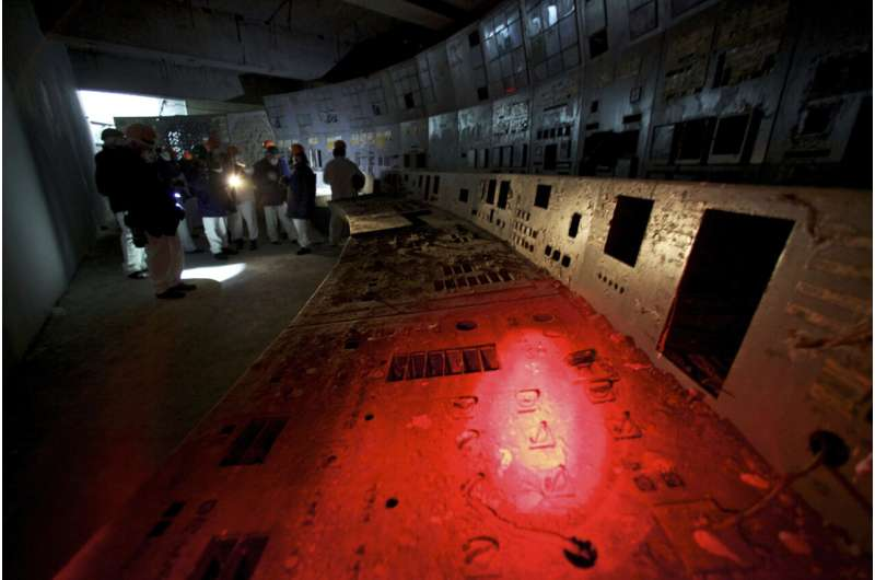 35 years since nuclear disaster, Chernobyl warns, inspires
