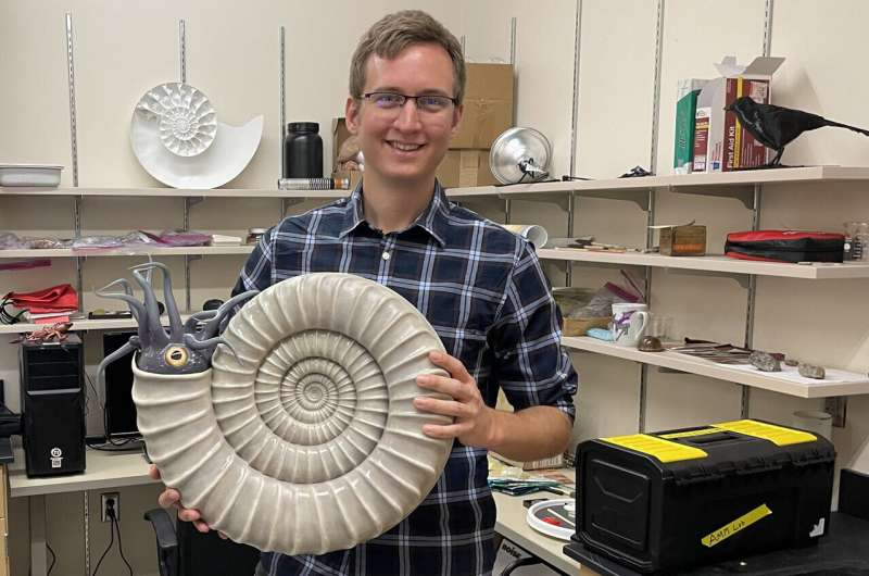 3D printed replicas reveal swimming capabilities of ancient cephalopods