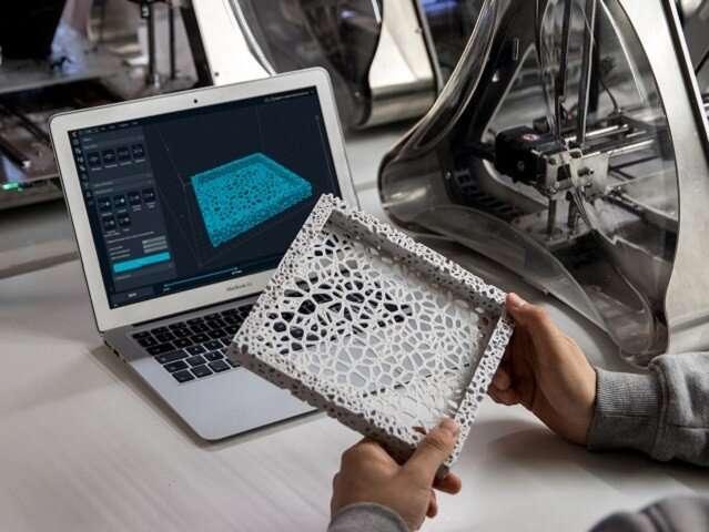 3D printing stem cells to transform neuroscience
