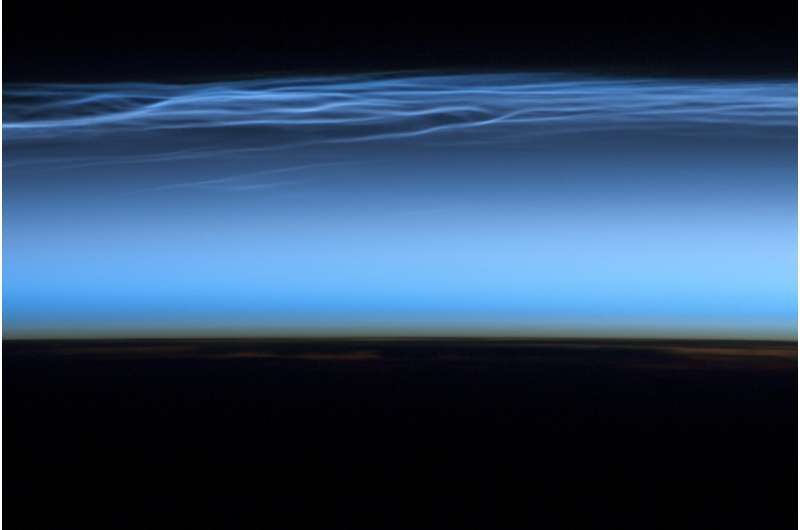 NASA mission seeks to understand bright night-shining clouds by creating one